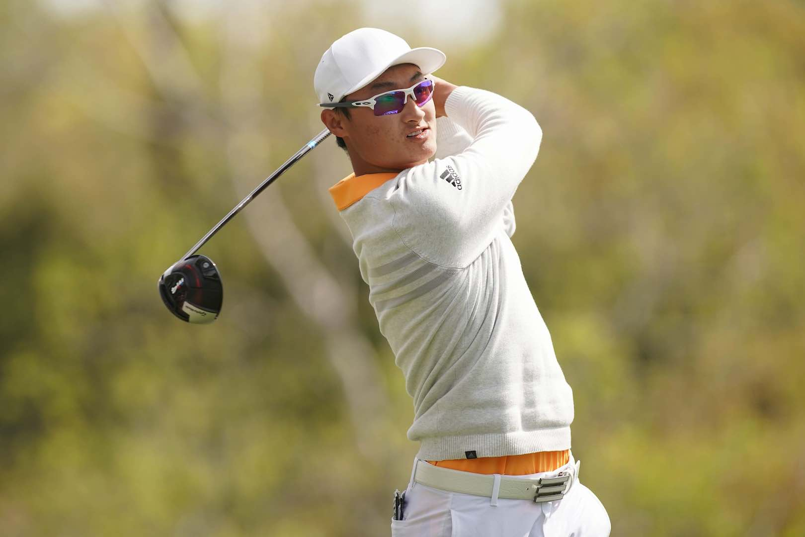 adidas Golf Welcomes Haotong Li