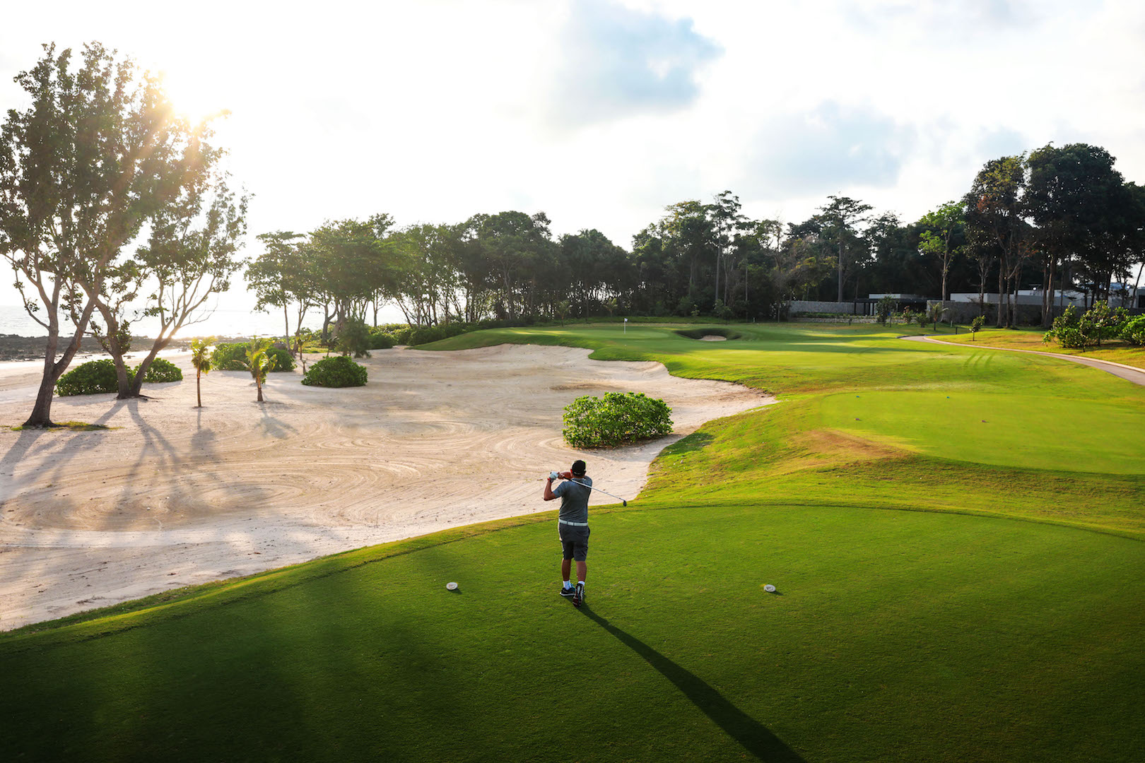 Ernie Els's Desaru coast masterpiece unveiled