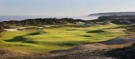 Play the world's best new course at Praia D'El Rey