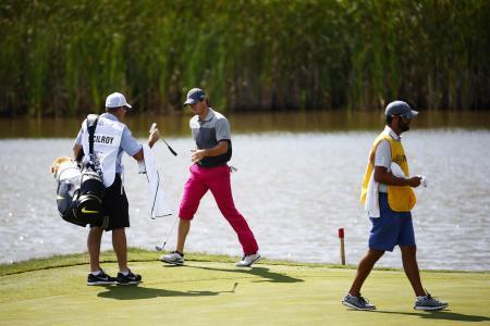 US PGA Championship First Round Highlight Reel