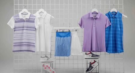 Lexi Thompson's Puma Golf Style
