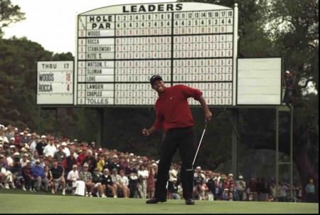 The Tiger Woods' effect on Masters ticket prices