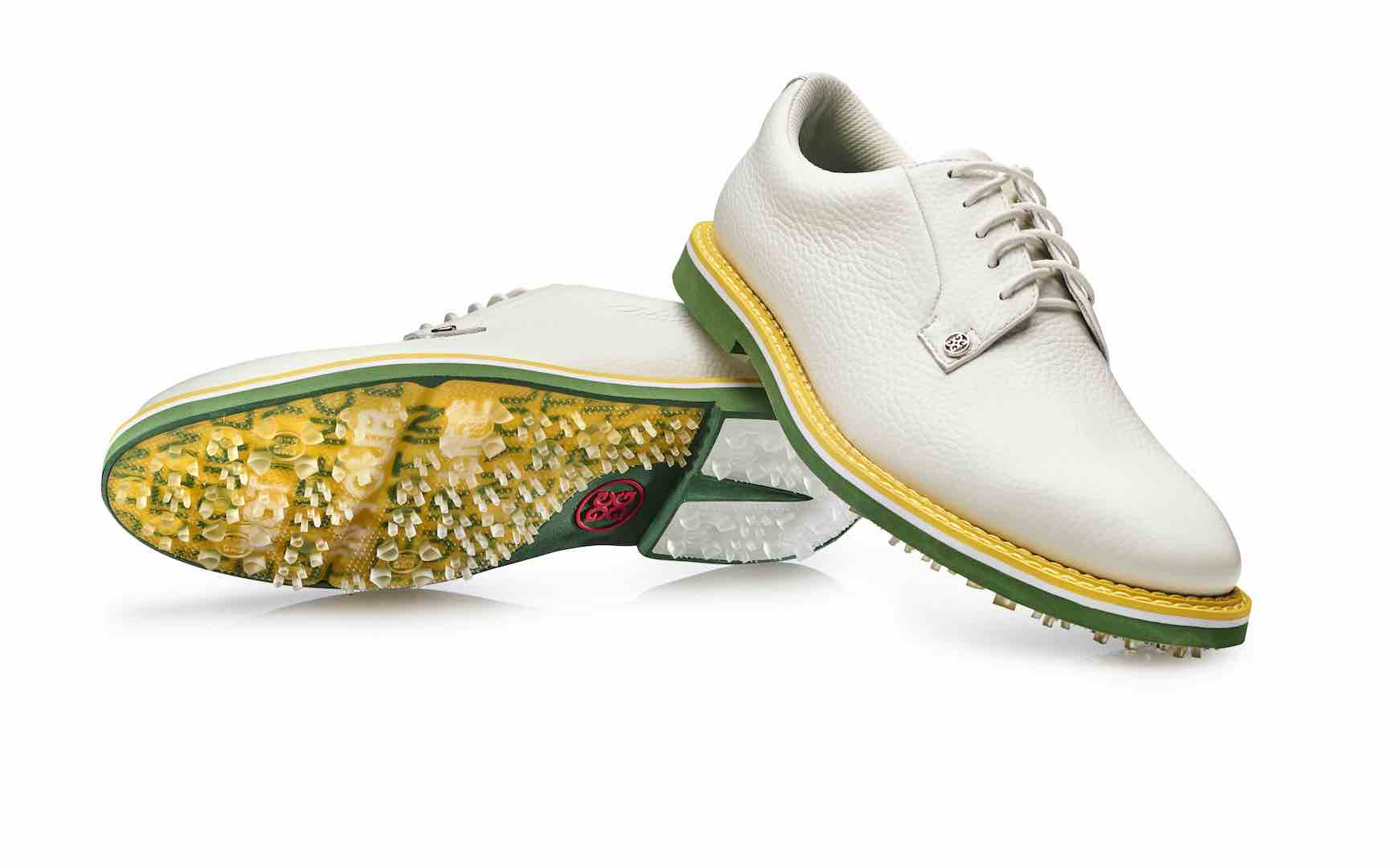 It's shoe time for Bubba Watson and G/Fore