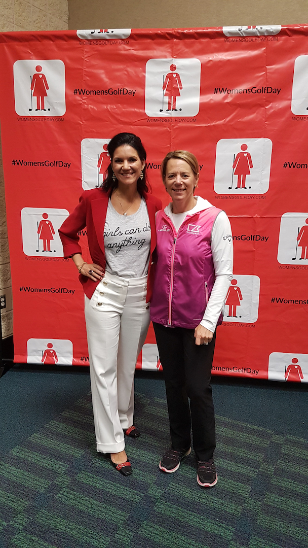 Women's Golf Day wants help to achieve record breaking ambition