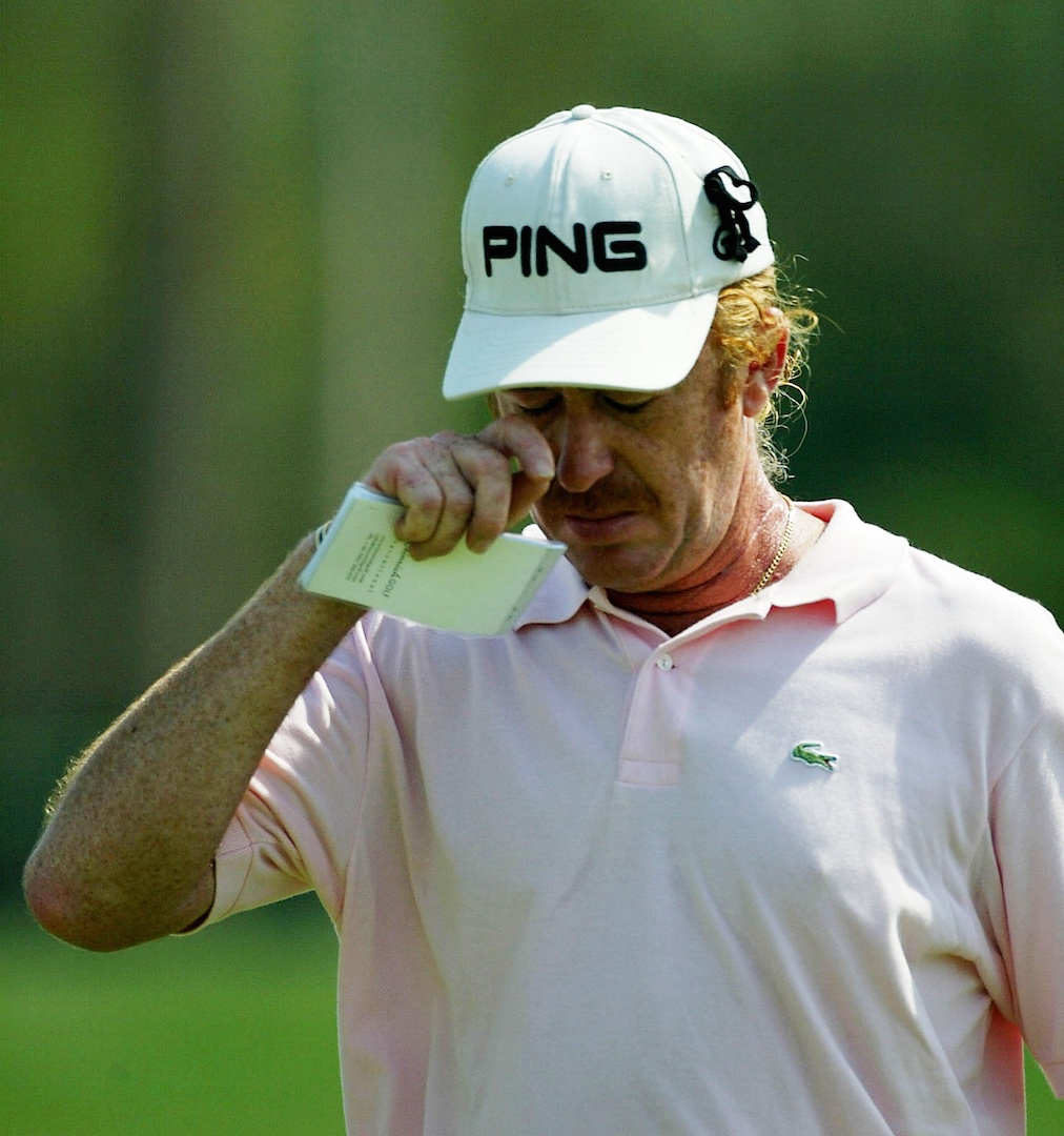 The Top 5 Greatest Beards In Golf!