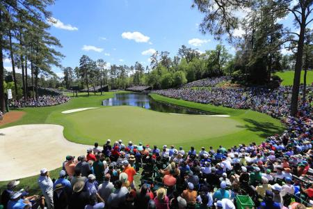 Saturday Masters tee times and pairings