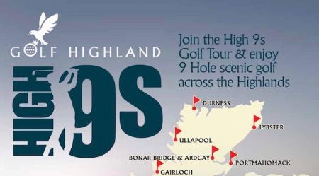 Nine courses provide Highland golfing feast