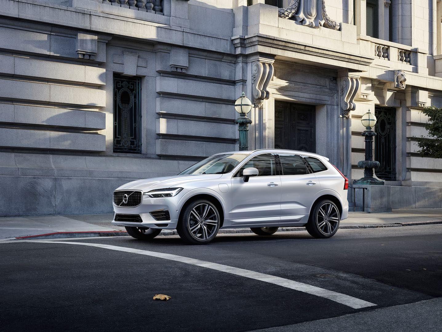 Driving Range: The new Volvo XC60
