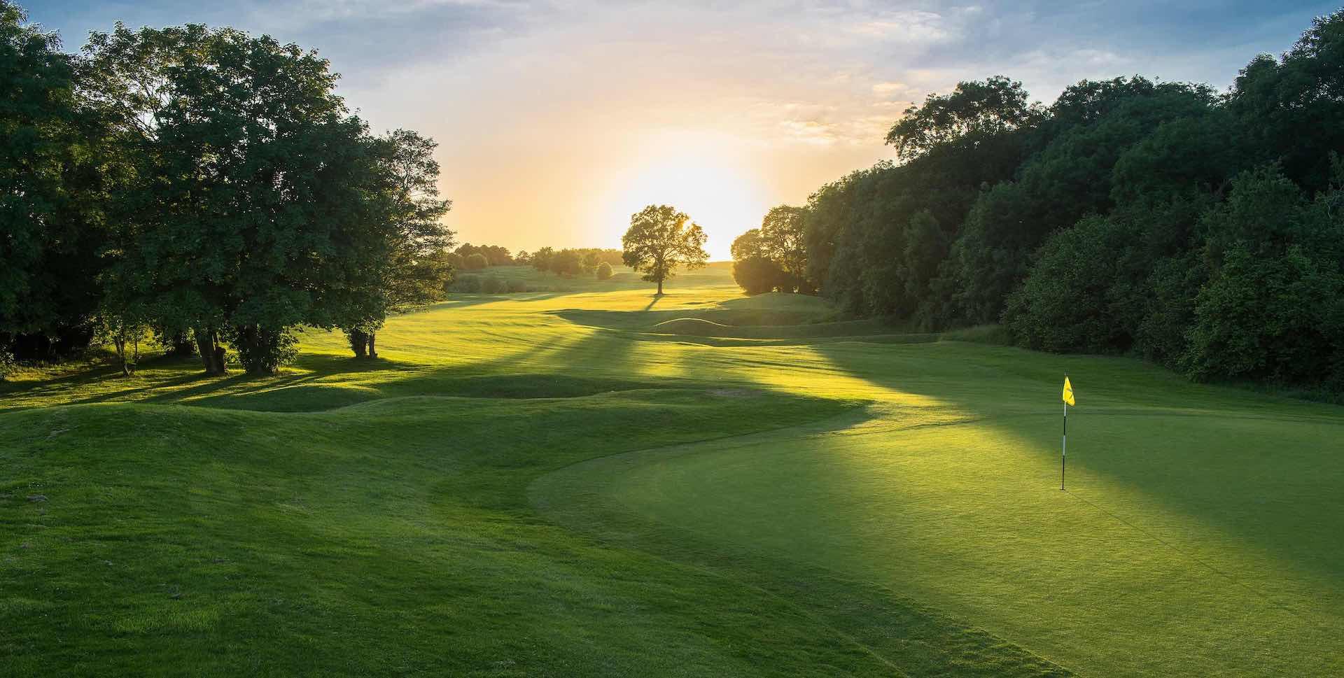 Claim your FREE Crown Golf break