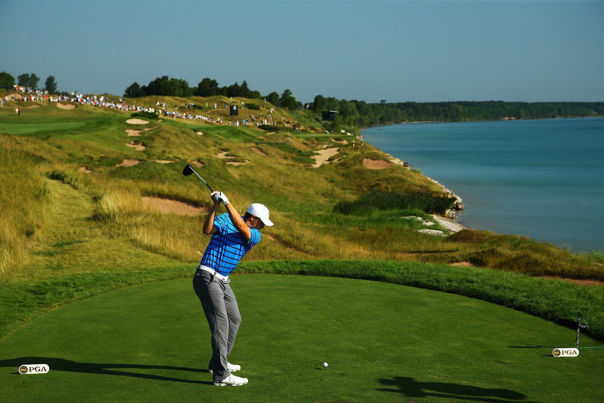 Video: US PGA Championship Second Round Recap