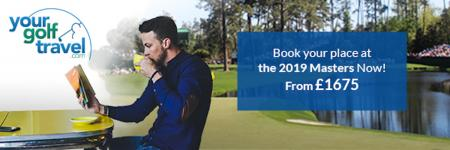 Your Golf Travel launches 2019 Masters experiences