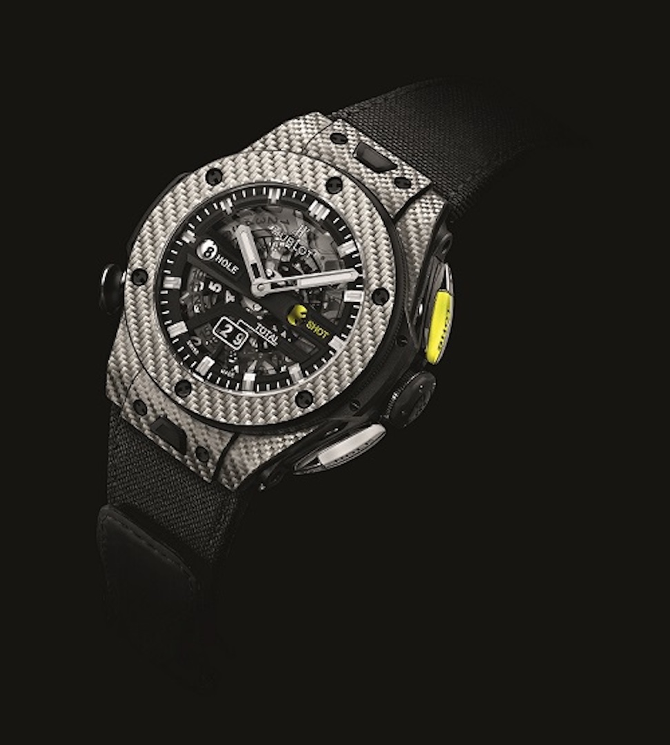 Hublot celebrates Patrick Reed's maiden major