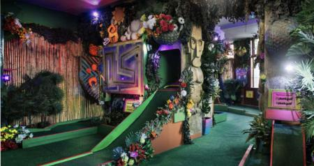 First worldwide Crazy Golf Tournament launched