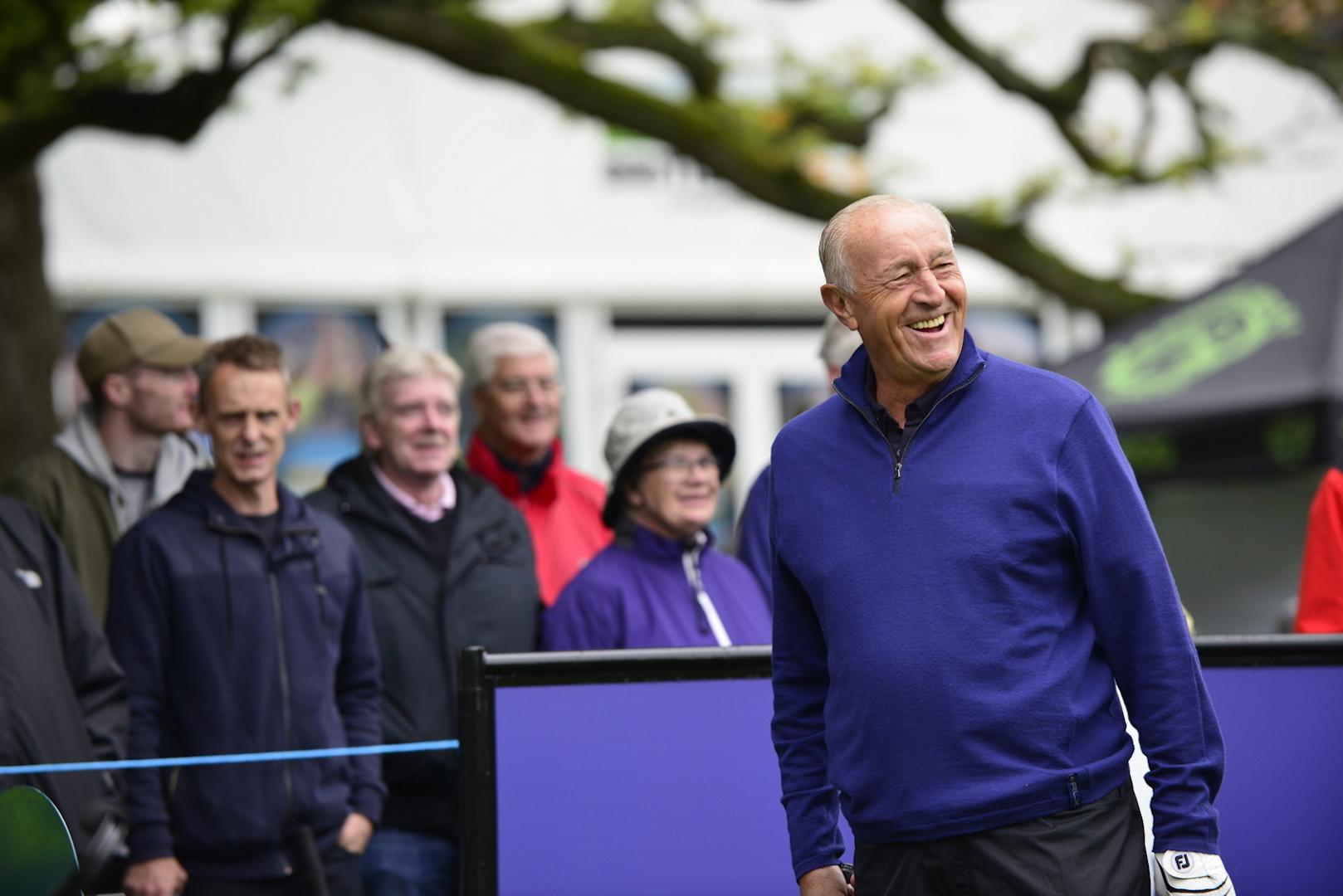 John Hartson and Len Goodman among early names announced