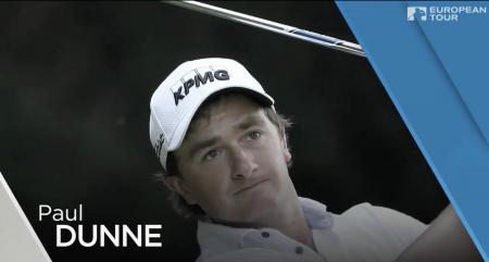 Paul Dunne leads Open de Espana with brilliant 65