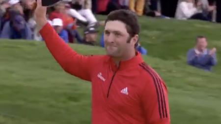 Jon Rahm wins the Open de Espana