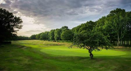 No-bunker Berkhamsted is a match for modern golf technology