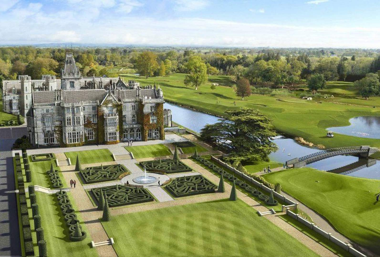 Ireland's Adare Manor to bid for 2026 Ryder Cup