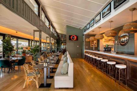 Interior design guru transforms clubhouse