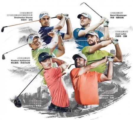 Fleming Golf Tips for the China Open