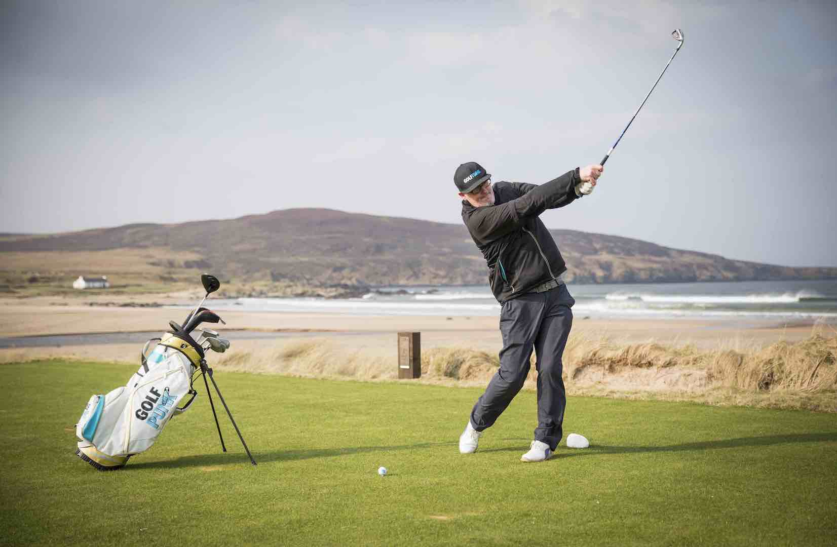 Golf in Islay the Stratajet way