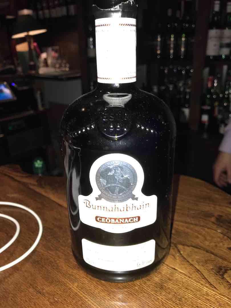Whisky a go go at Islay House