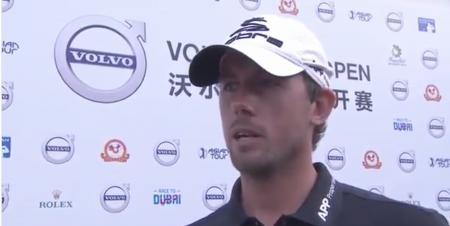 Alexander Bjork claims maiden European Tour Victory