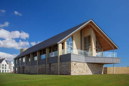 Carnoustie Links House