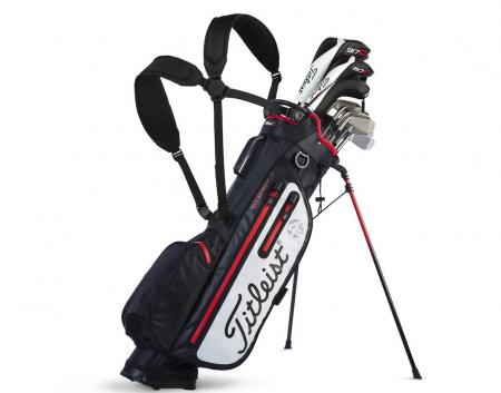 Titleist introduces Players 4UP Stadry stand bag