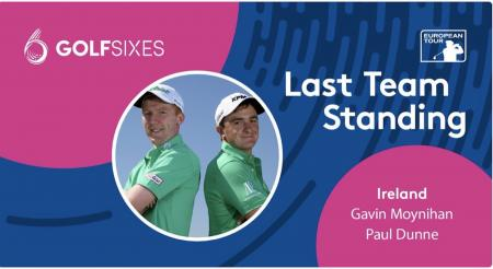Ireland claim victory at the GolfSixes