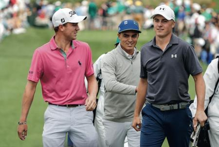 Players Championship 2nd round tee times & pairings