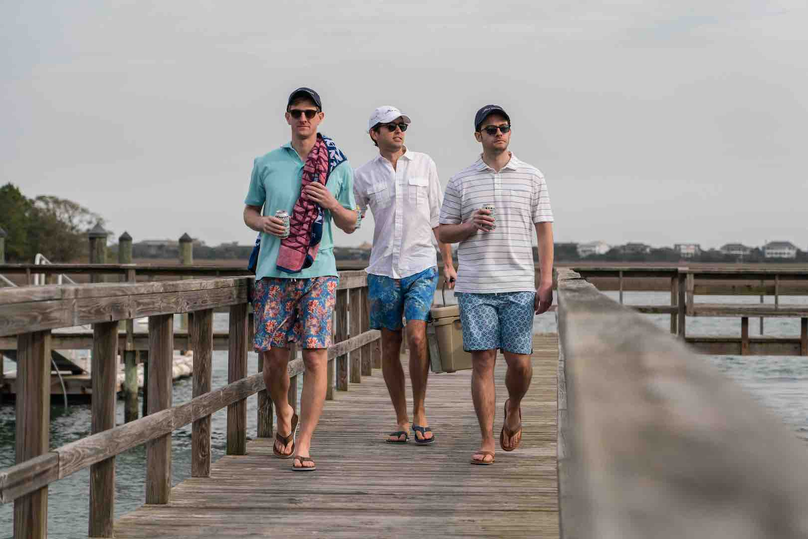 Peter Millar collaborates with Hari Mari