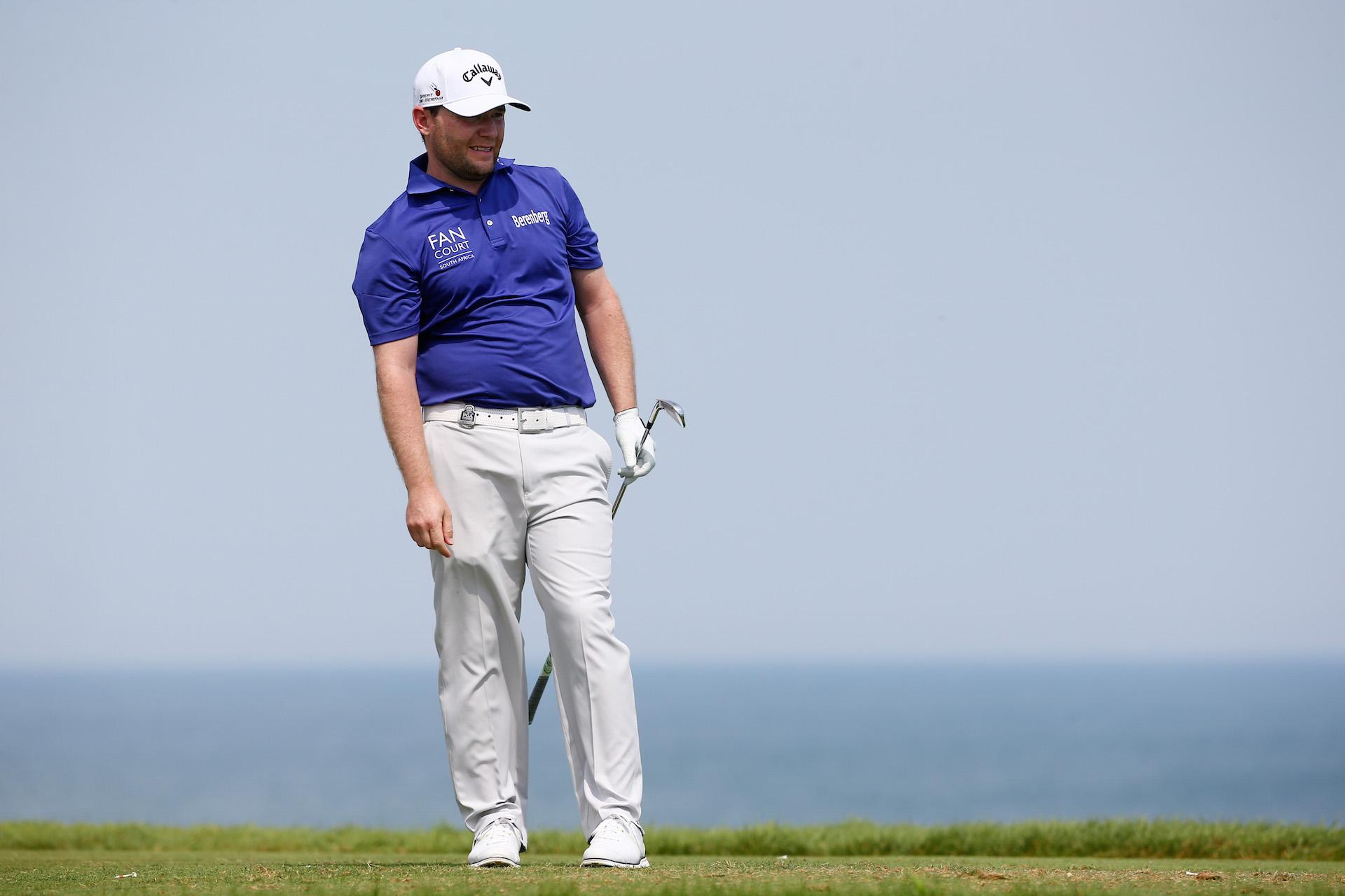 US PGA GolfPunks: Branden Grace