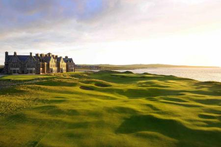 Ireland offers the best golf resorts in Europe!