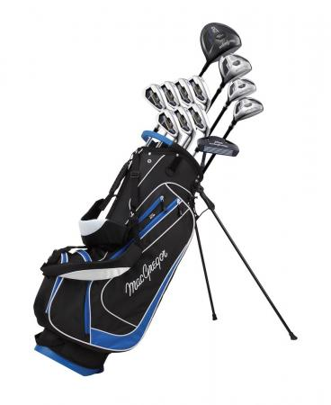 MacGregor launch package set range
