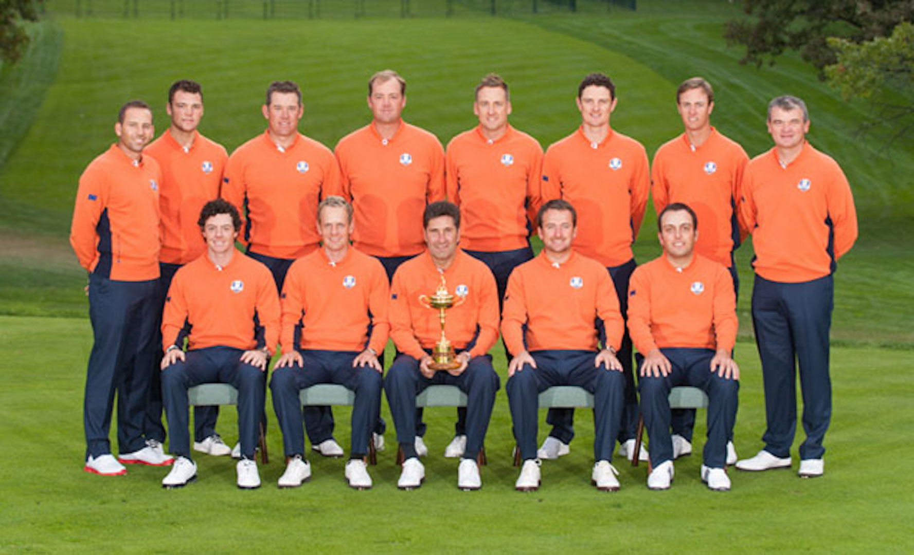 Ryder Cup fashion disasters