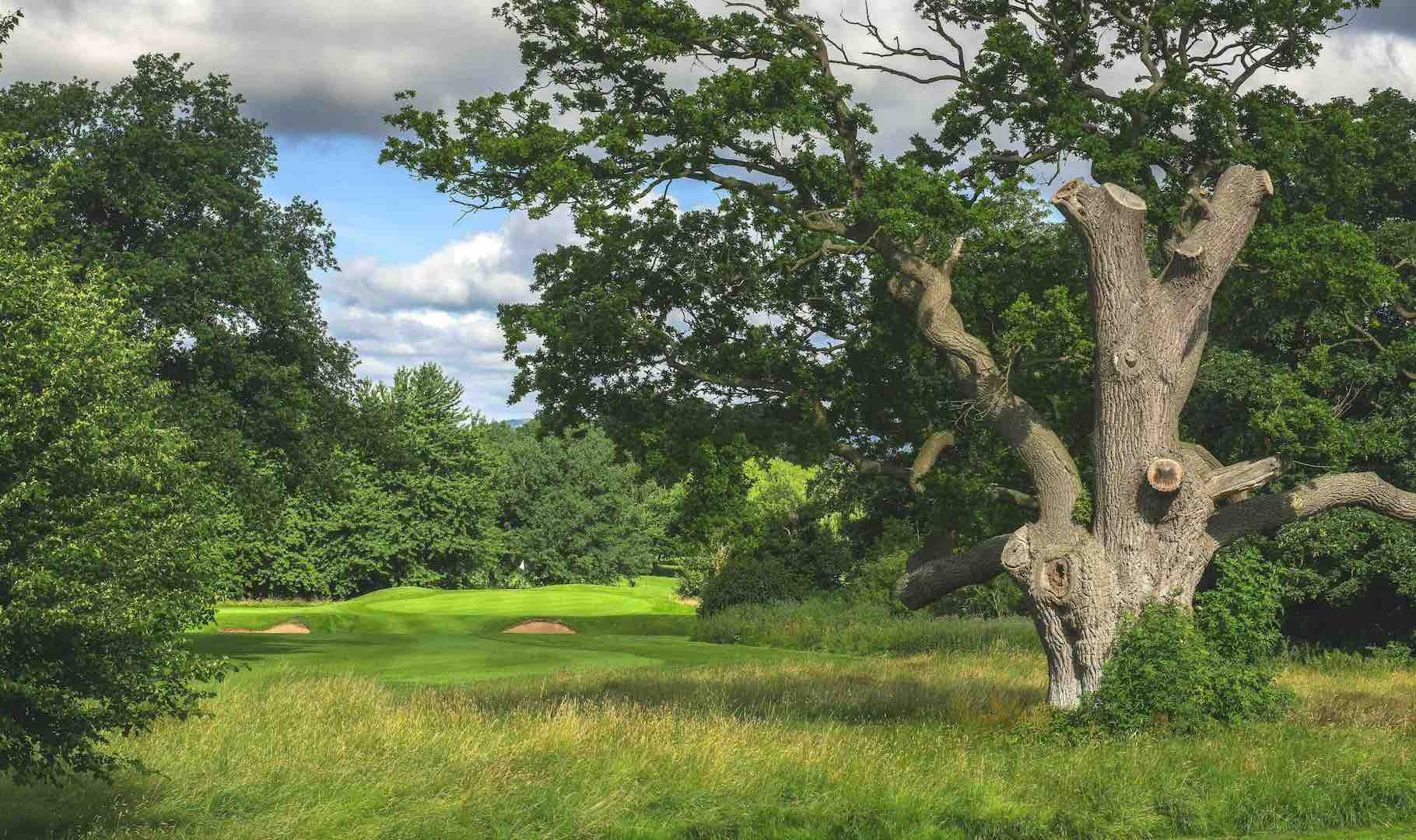 GolfPunk heads down to Tewkesbury Park Hotel