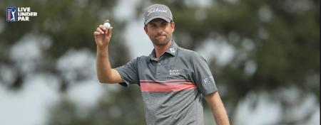 Webb Simpson extends his Players Championship lead