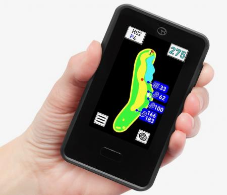 GolfBuddy launches most advanced handheld GPS