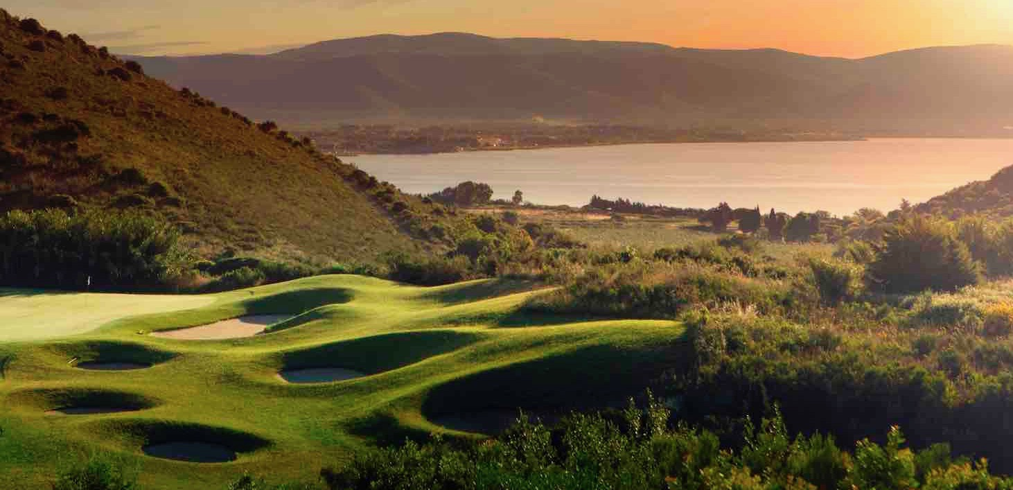 Argentario Offers Golf Romantics