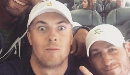 Jordan Spieth orders world to give up alcohol