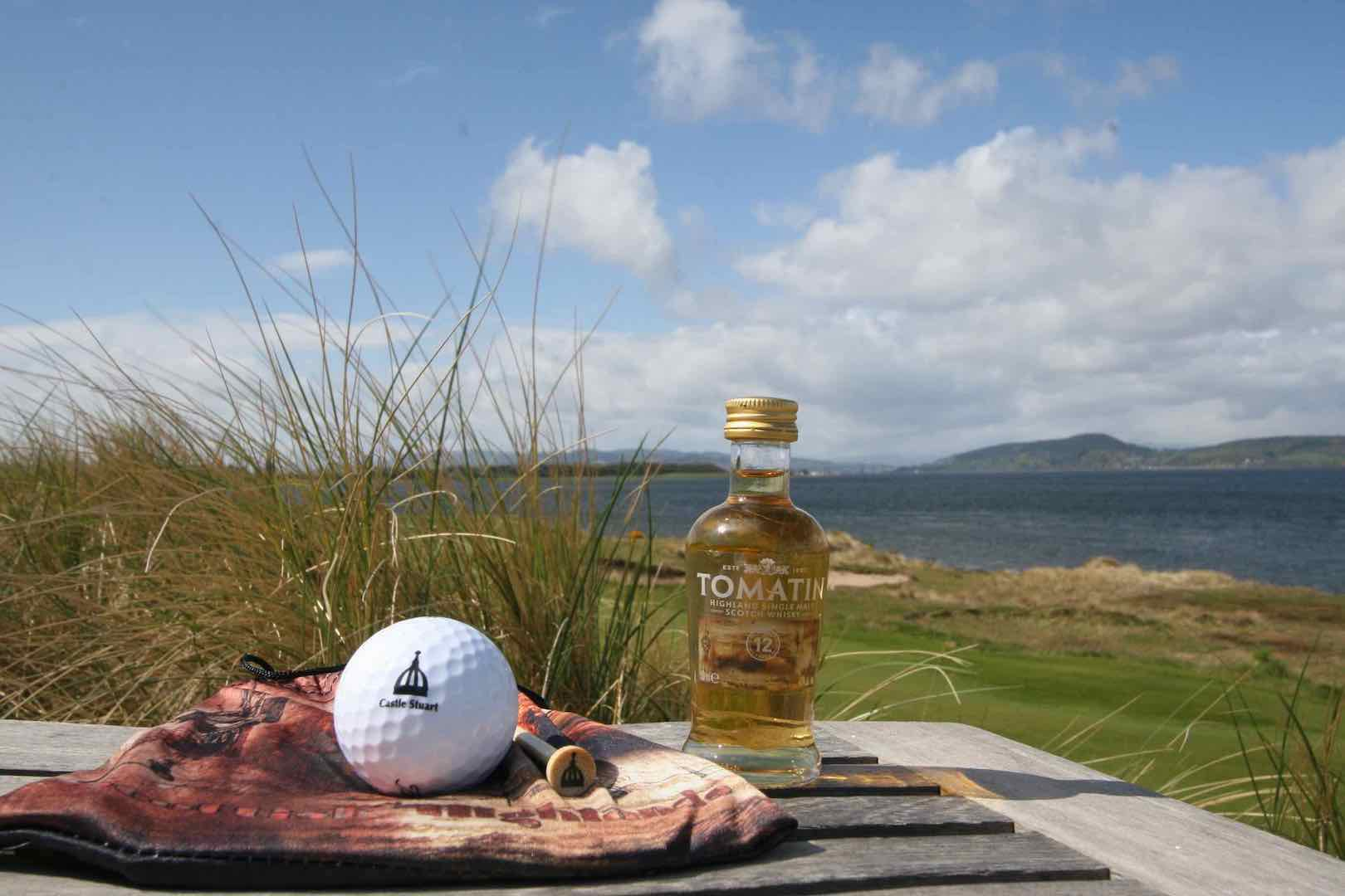 Castle Stuart and Tomatin produce winning shot