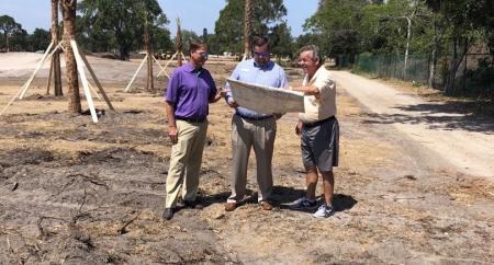 Tony Jacklin begins restoration of Florida's Bradenton Country Club  gold course