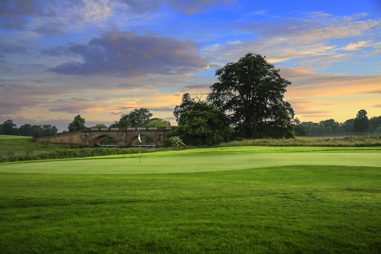 Kedleston Park eagerly anticipating Open Regional Qualifying Debut