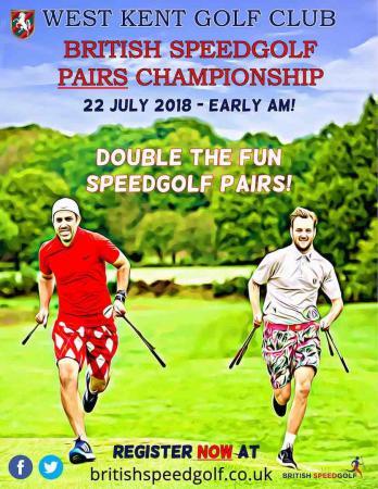2018 British Open Speedgolf Championships announced