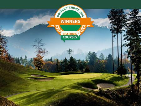 Golfers' Choice Awards 2018