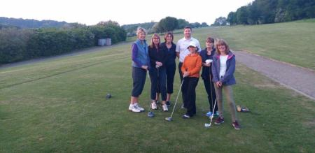 Wycombe Heights Golf Centre forging a path for women in golf