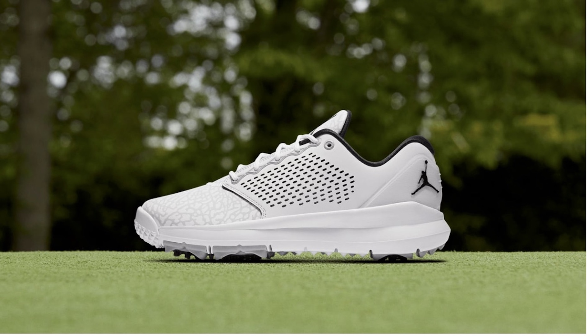 Nike release Air Jordan Trainer ST G golf shoes