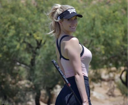 Paige Spiranac launches special edition SuperStroke grip