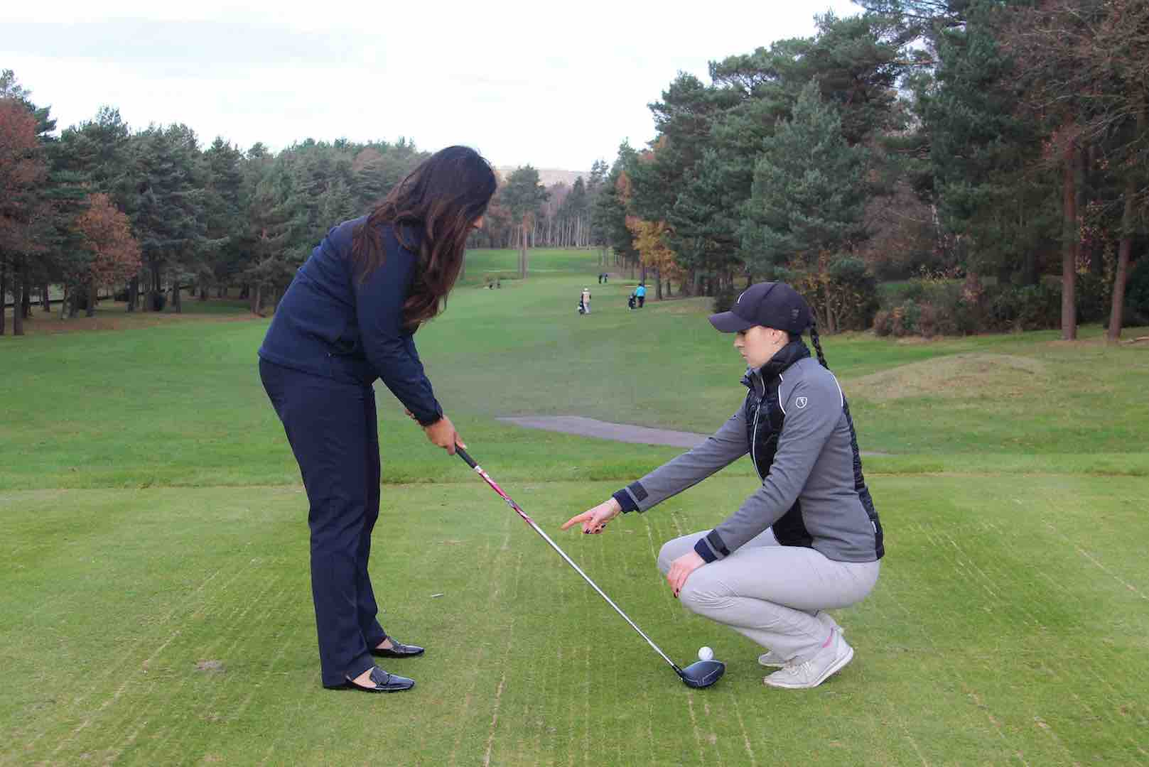 It's Ladies' Day at Foxhills for new golfers